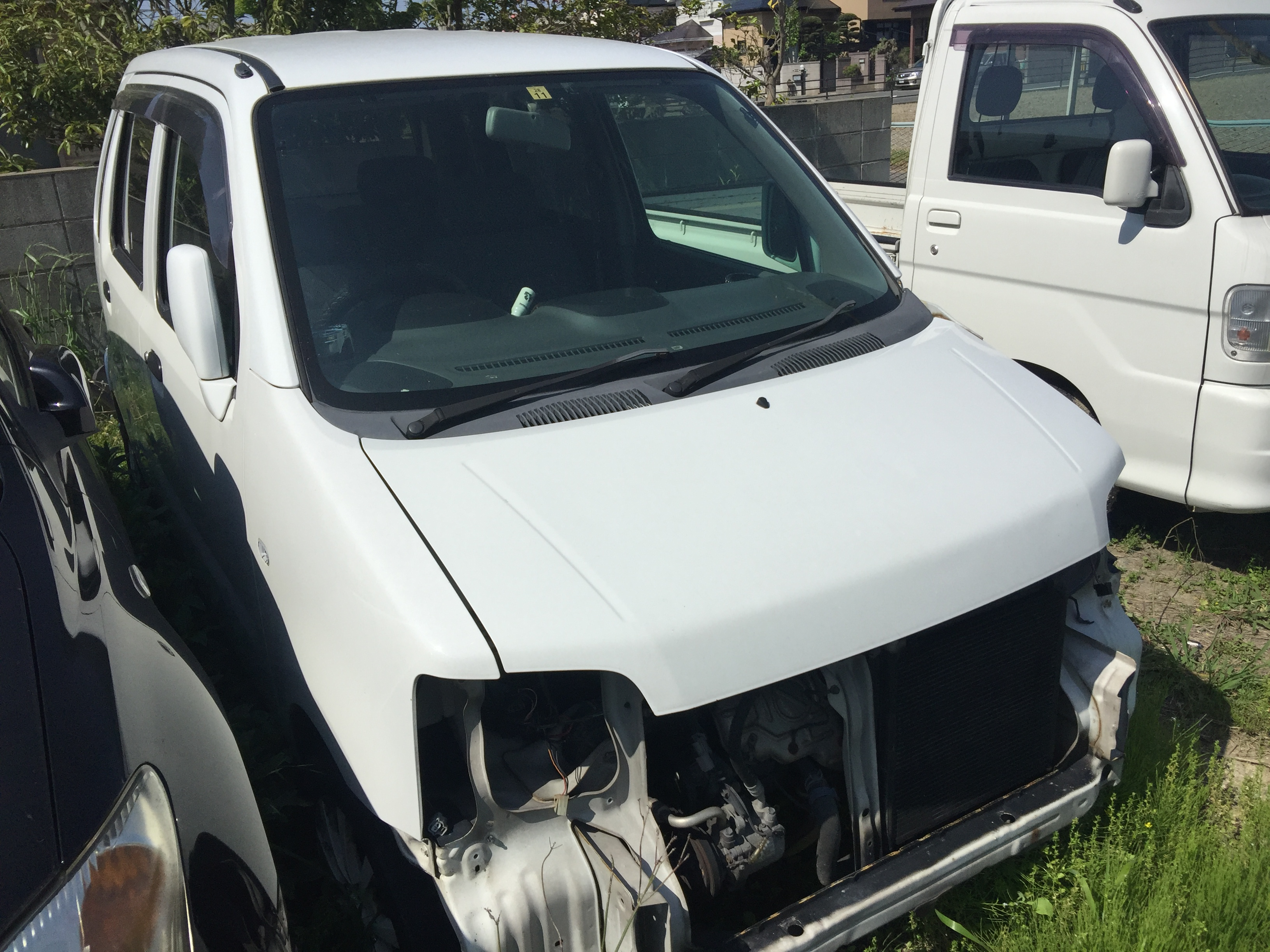 福岡市早良区で車検切れ廃車