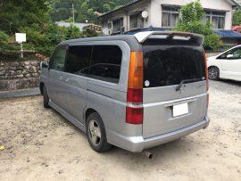 福岡市早良区でステップワゴンの廃車を買取